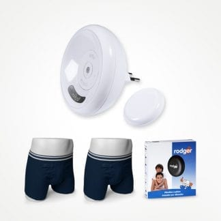 Bedwetting Alarm Deep Sleeper Kit