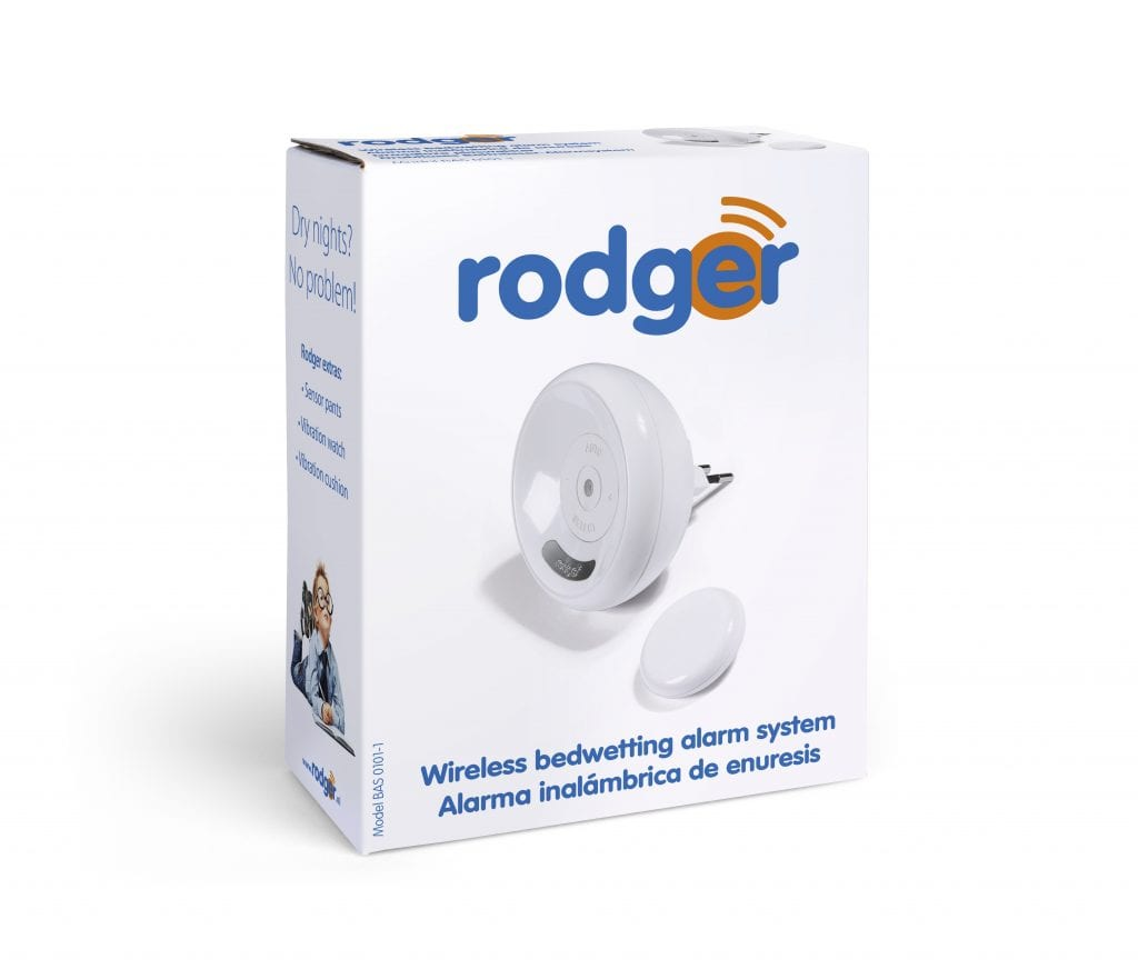 Bed-wetting alarm - Rodger